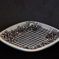Crackle Mosaik Teelichthalter