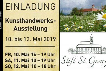 1. Moosburger Kunsthandwerksmarkt 4.-5. Mai 2019