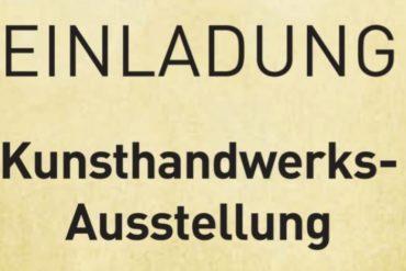 6. Ferlacher Kunsthandwerksmarkt 15.-16. Juni 2019