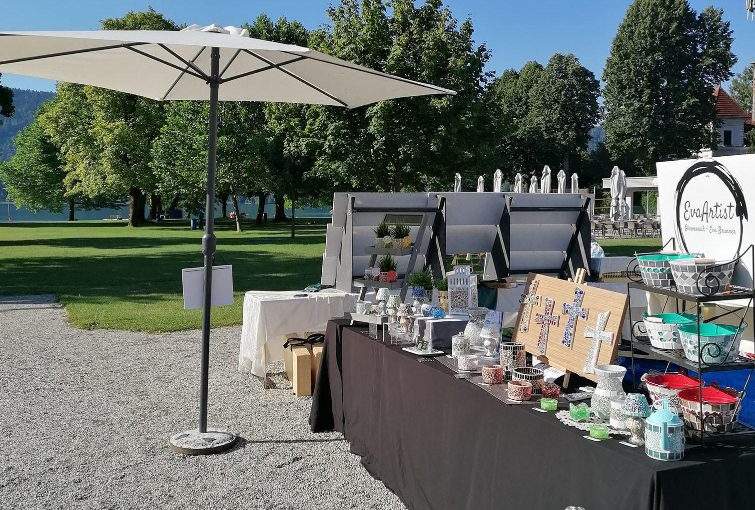 20. August 2020: Letztes Mal im Parkbad Krumpendorf